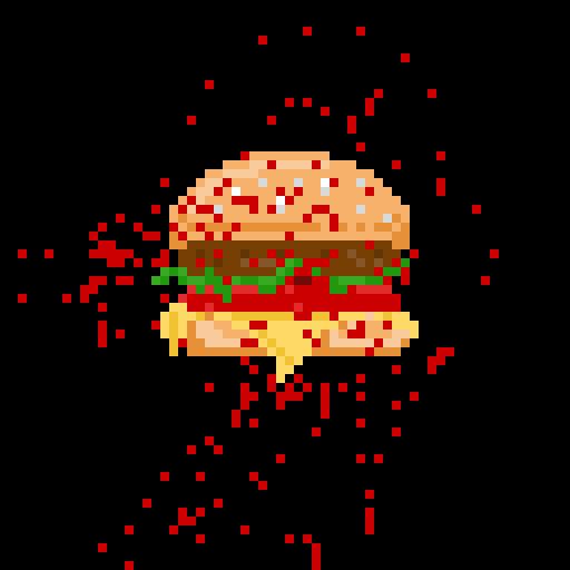 burger is dead
