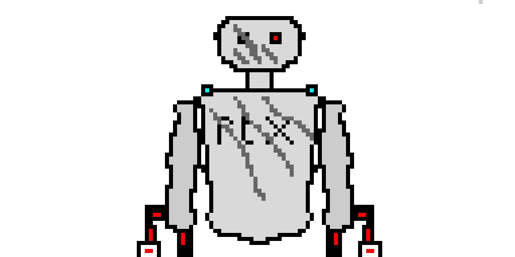 Angry Mr Robot