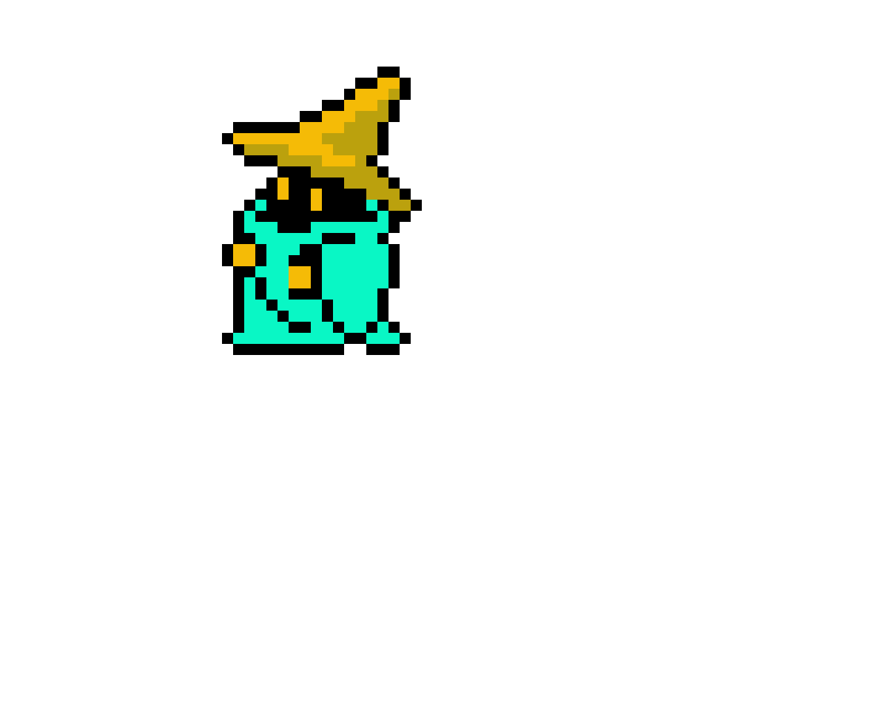 Black Mage (Final Fantasy NES)