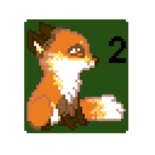 Got bored and decided to draw foxes, tell me which is better. (btw i lost my acc again)