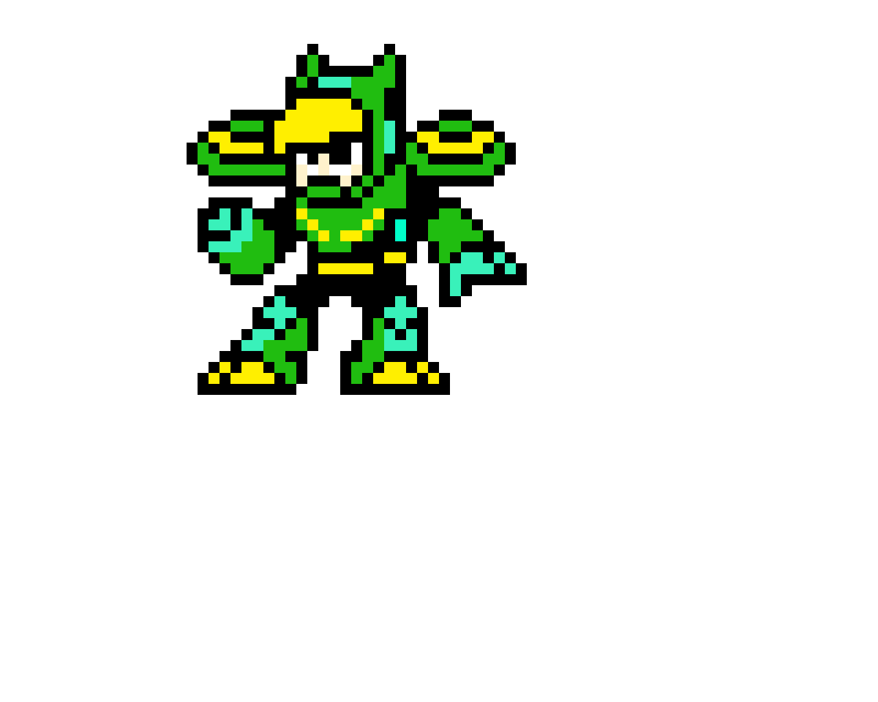 Jupiter (Mega Man V ((5)) Gameboy)