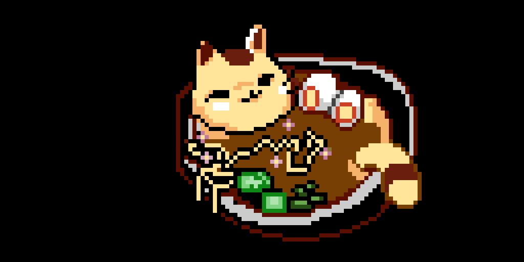 kawii soup cat
