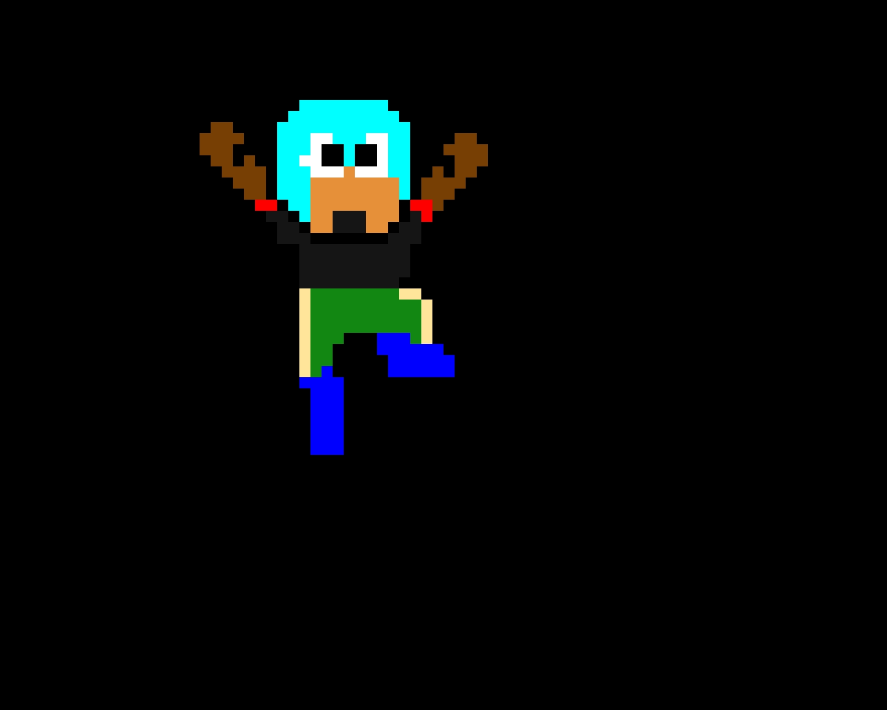Me (Jumping sprite)