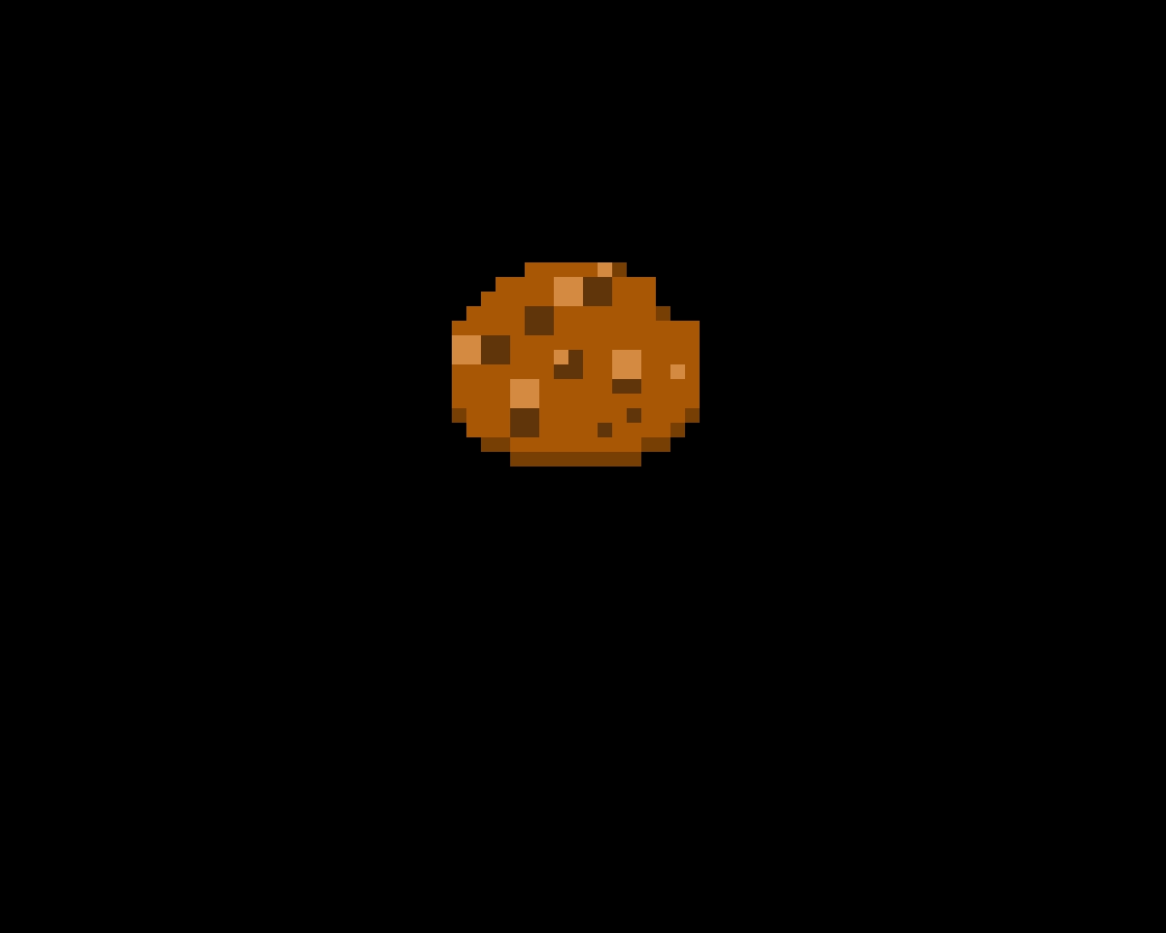 minecraft cookie (food)