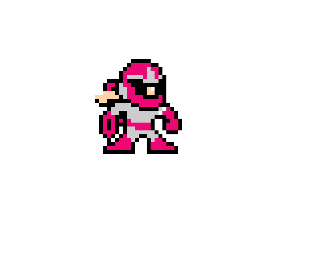 Proto Man (Break Man Form Mega Man 3)