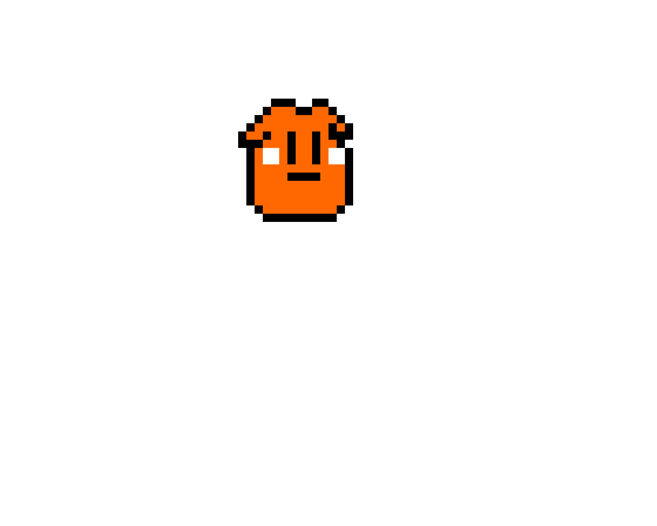 Scarfy (from Kirby) (Also a skin for MM8BDM