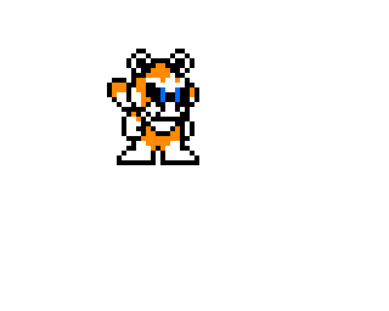 Tails Man (skin for MM8BDM)