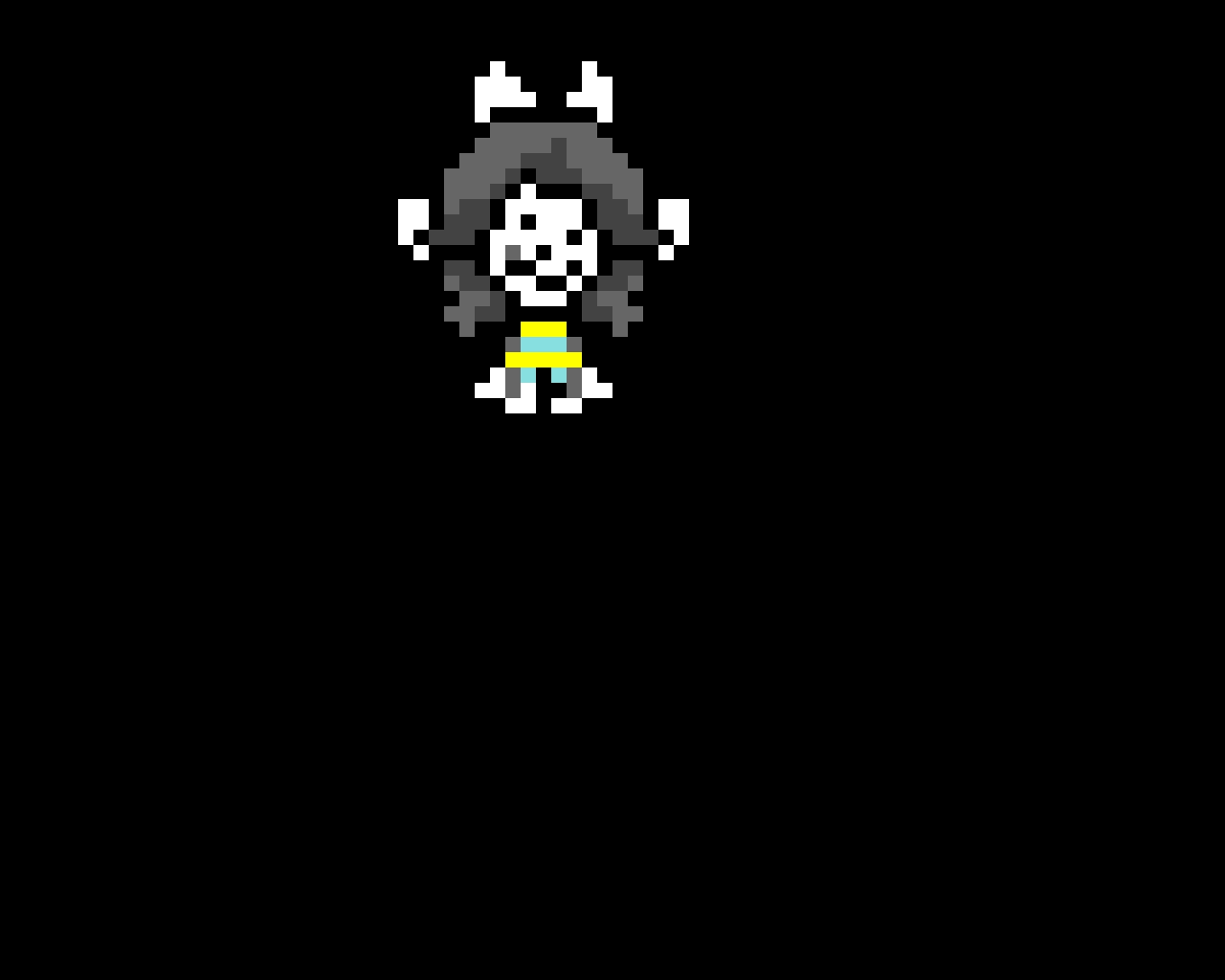 TS!Underswap Temmie (Overworld sprite)