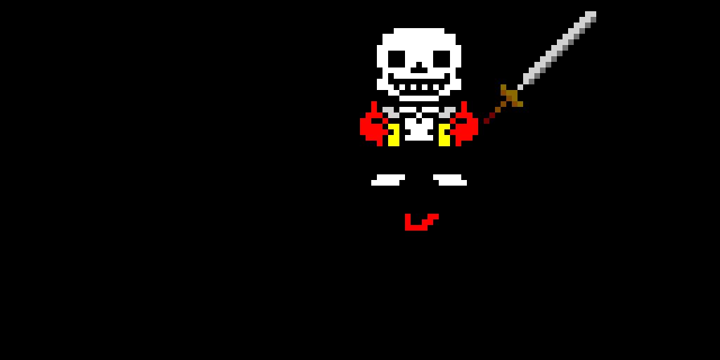 undertale if sans had a sword