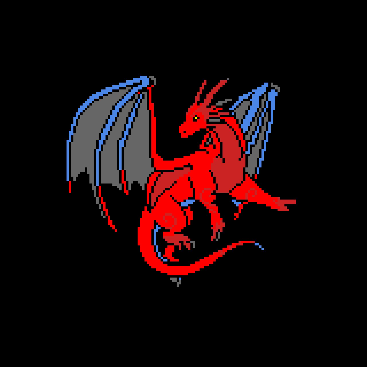 yo its a vampire water dragon