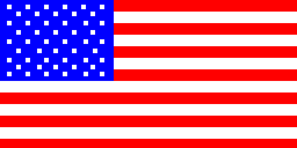 another U.S.A. flag cause why not