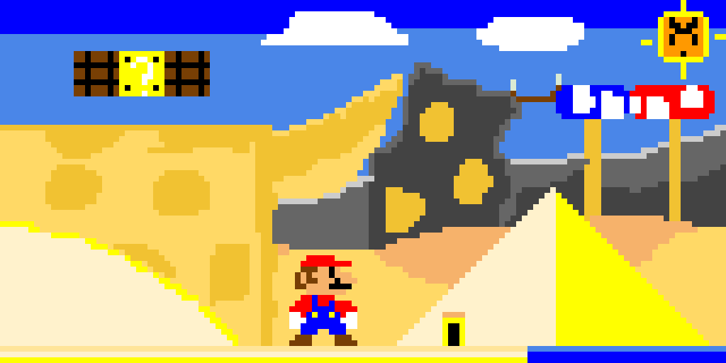 Desert Waste-Lands (Game Contest)