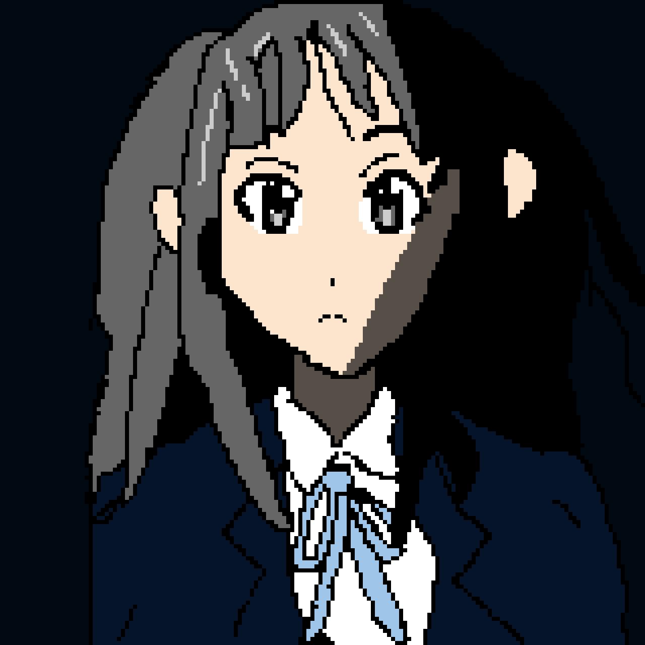 Mio Akiyama ( K-ON)