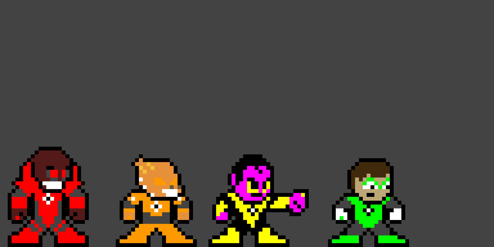 Atrocitus,Larfleeze,Sinestro,Harold Jordan (pt 2 commin' soon)