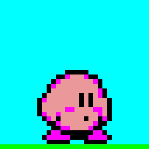 Kirby (Kirby Adventure)