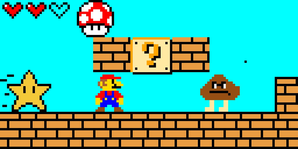 mario (game contest)