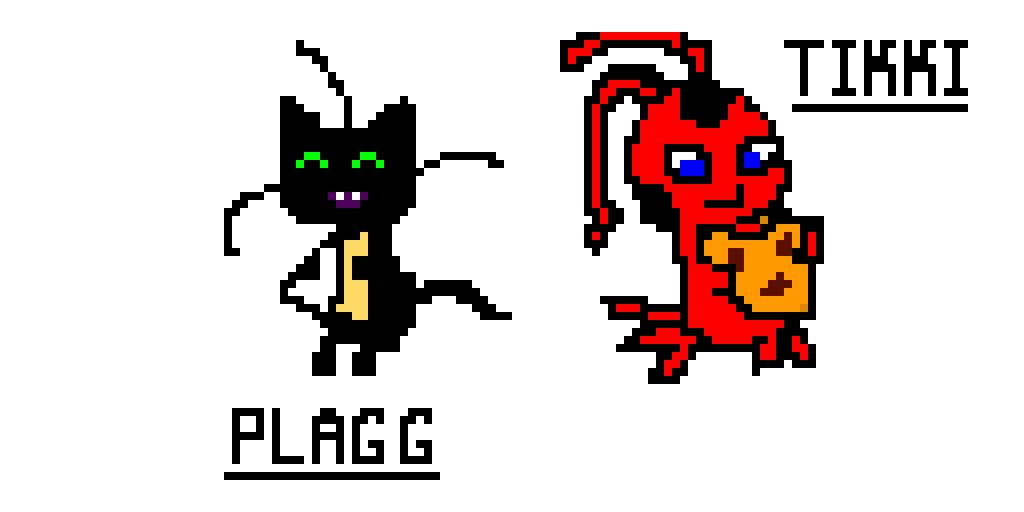 plagg and tikki