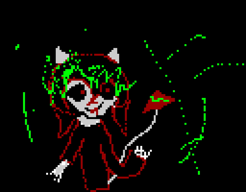 slimey demon