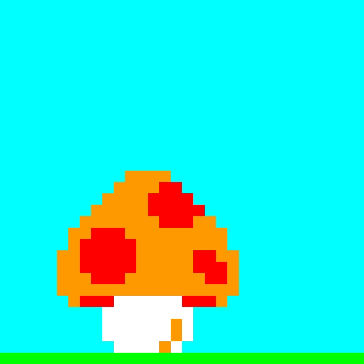 Super Mushroom (Super Mario Bros.)