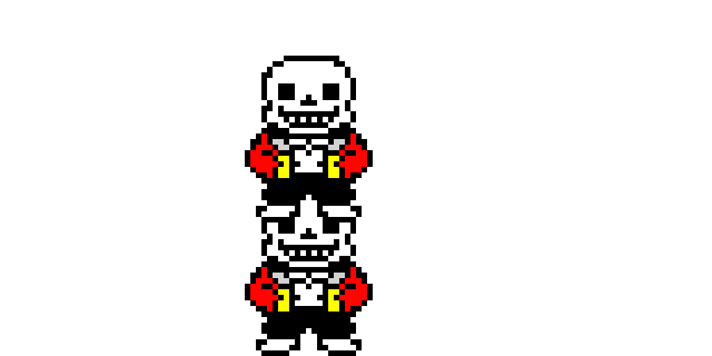 when a sans thinks another sans = a bench