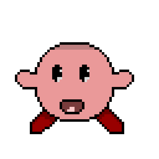 A attempt at Kirby