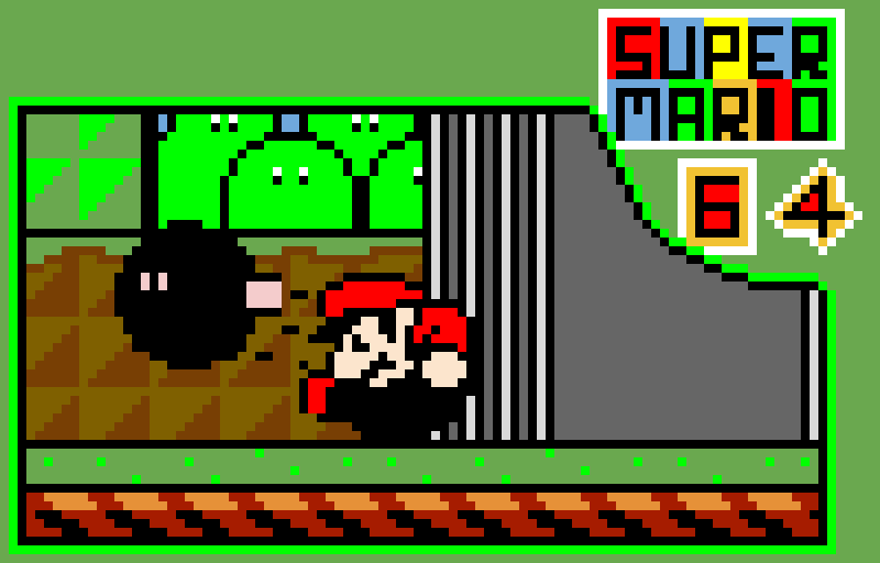 Bomb-Omb's Battlefield (Super Mario 64)
