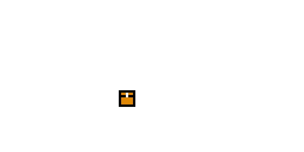 Chest In Minecraft 2D