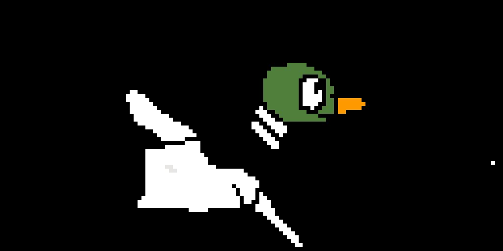 Duck Hunt  contest