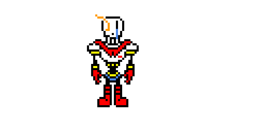 WILL BE THE ONE! I MUST BE THE ONE! IM THE GREAT PAPYRUS...