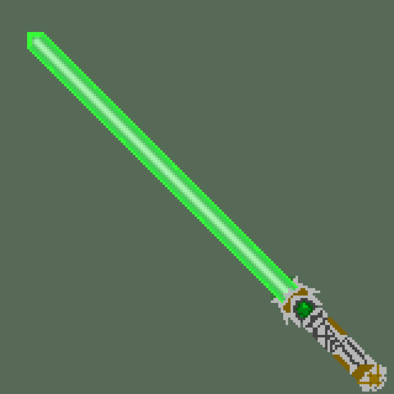 Green Saber