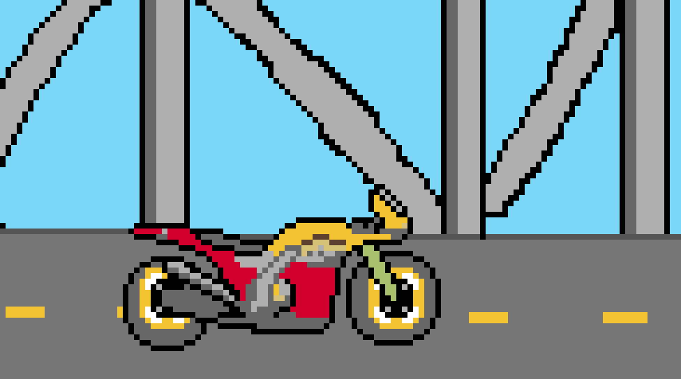Motorcycle (Vehicle contest)