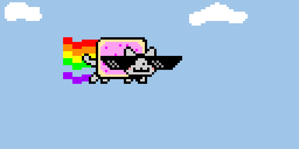 NYAn cat?? or is it? or is it a plane,bird?
