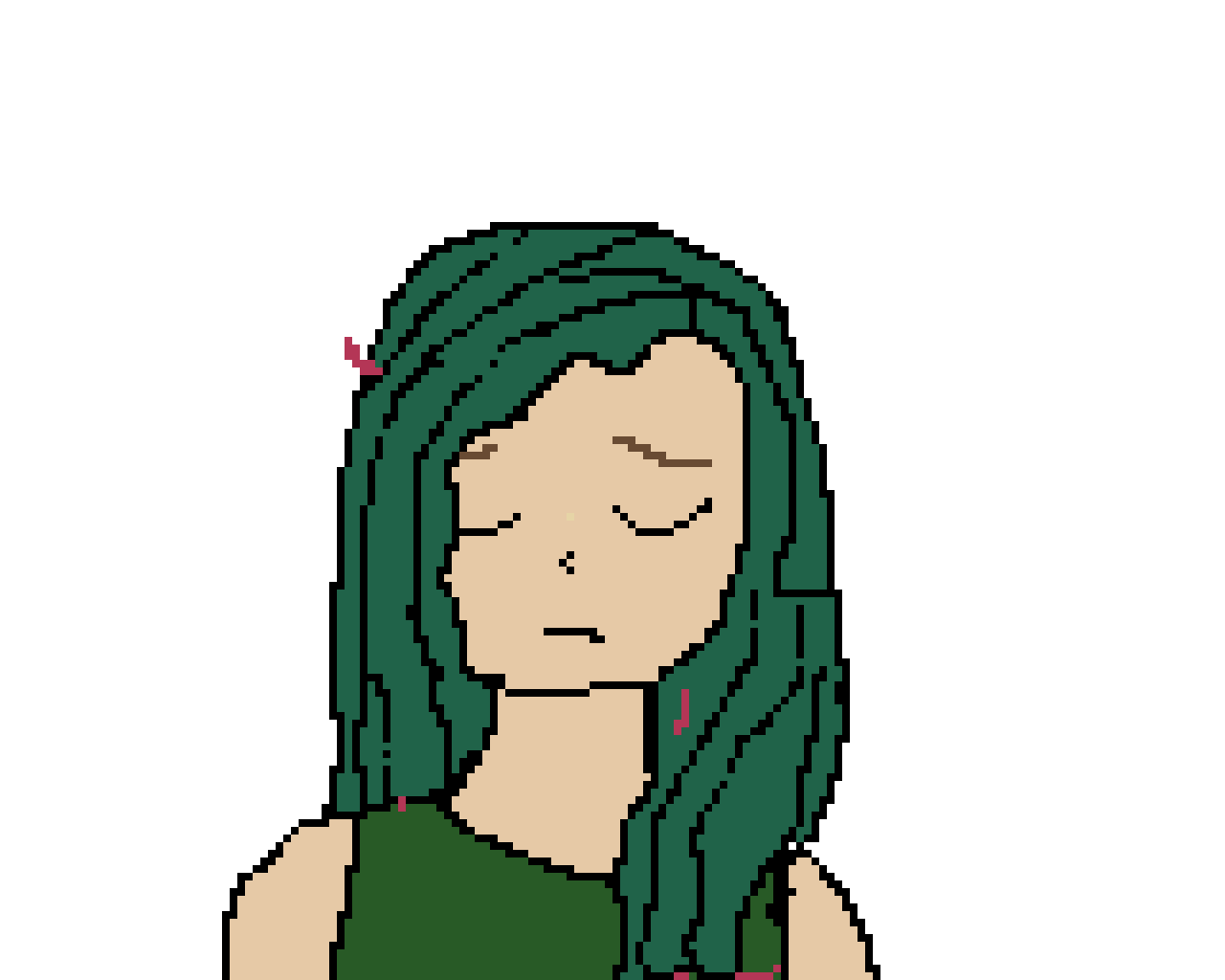 Sad Medusa (Contest)
