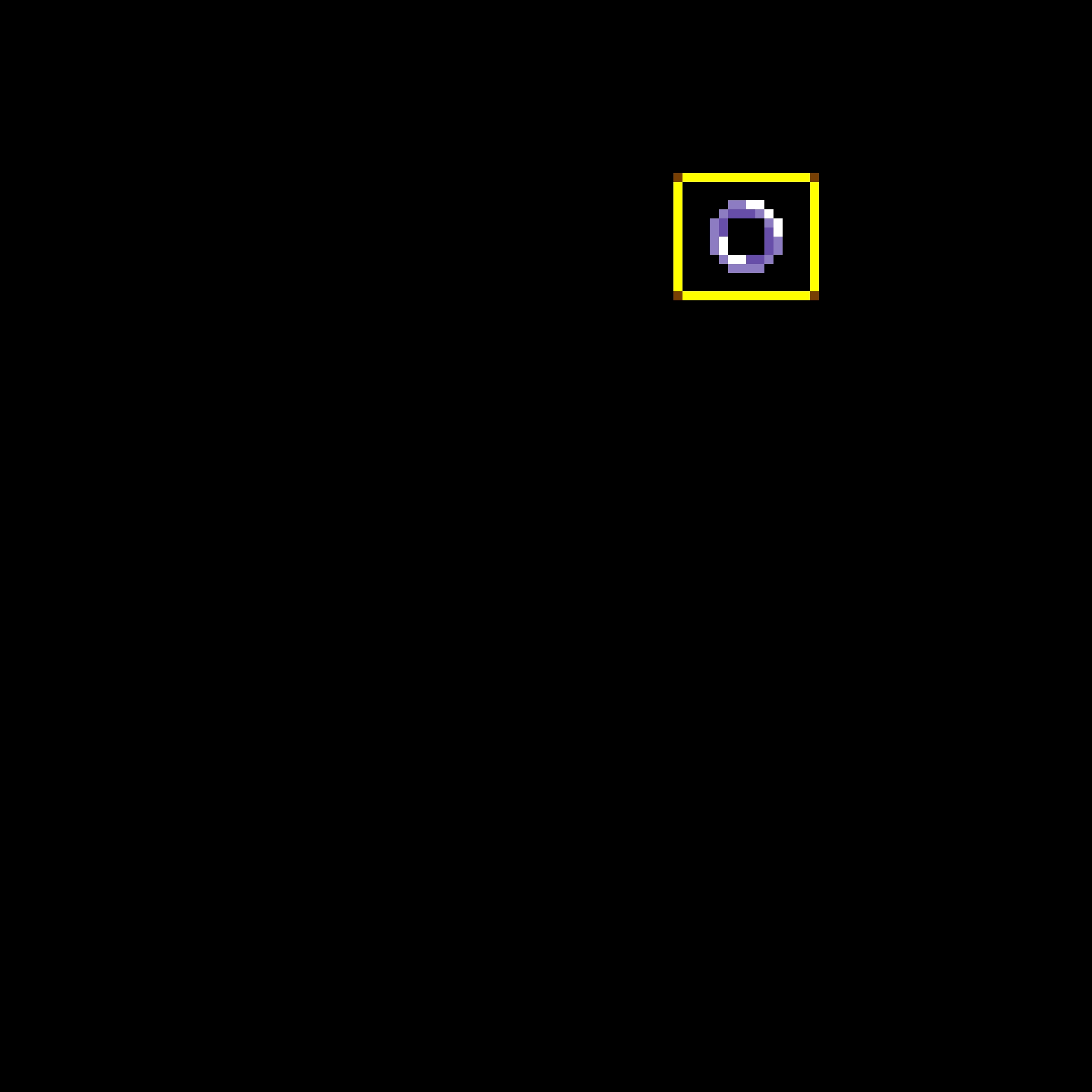Sonic CD unused monitor effect