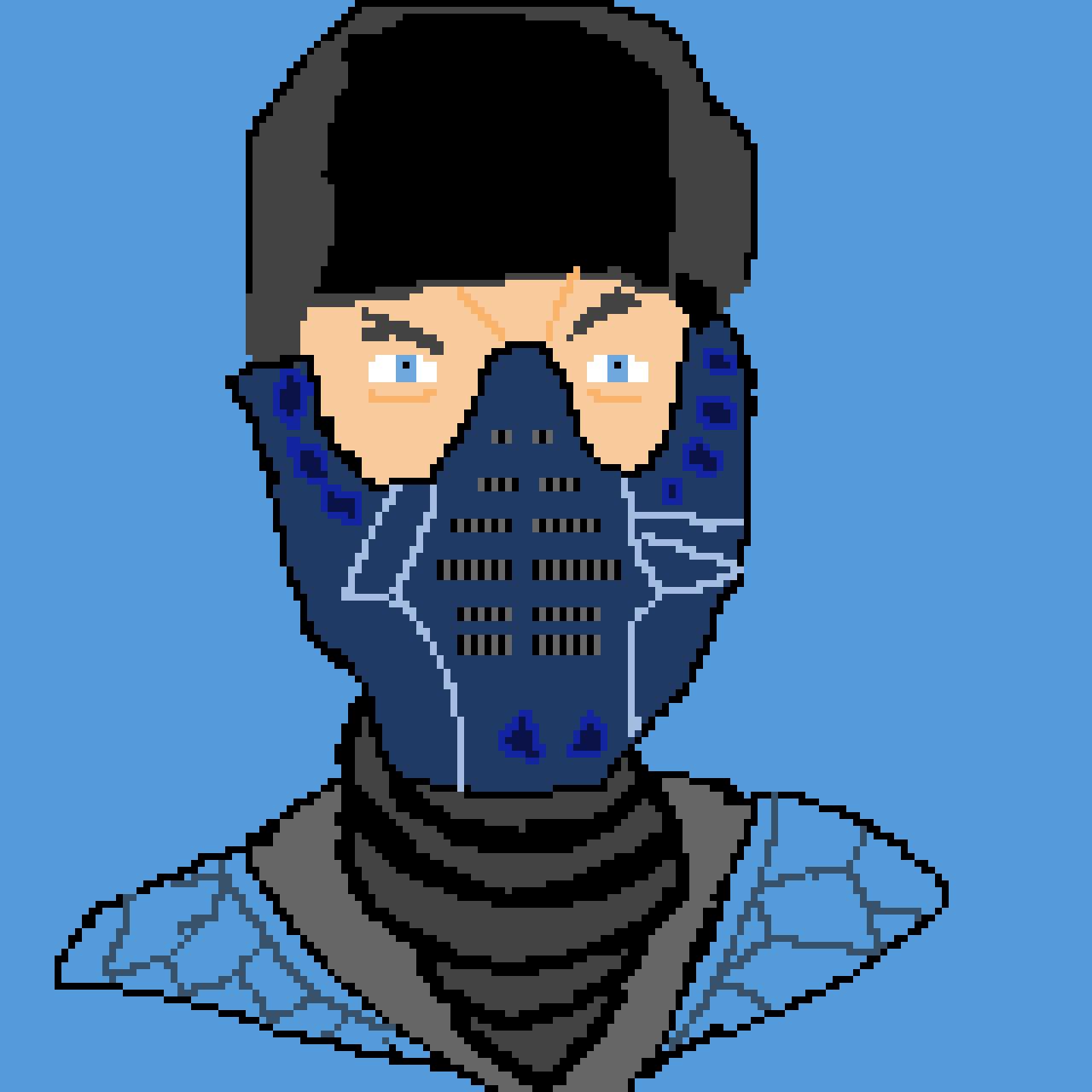 Sub Zero ( Mortal Kombat)