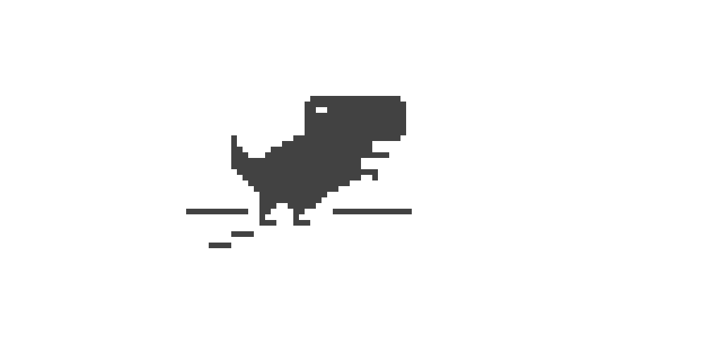 dinosaur of google