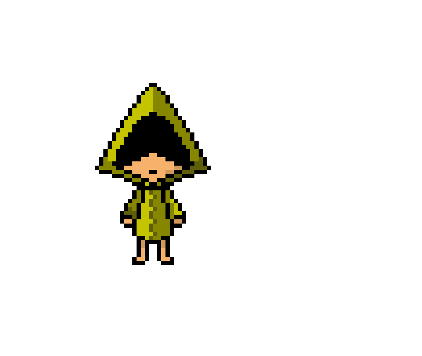 six from little nightmares
