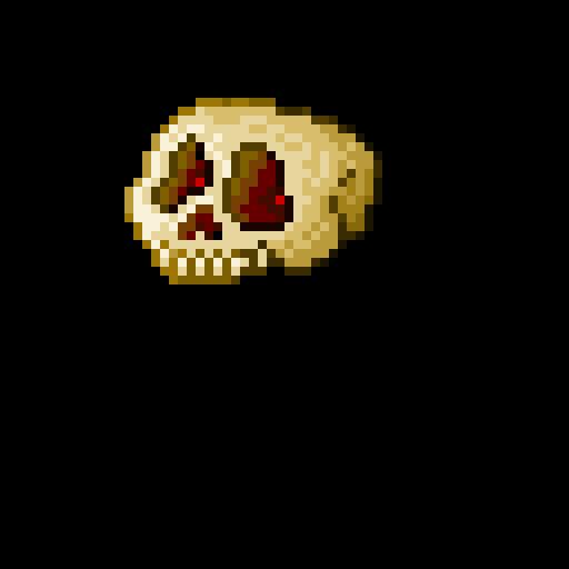 mystery skull