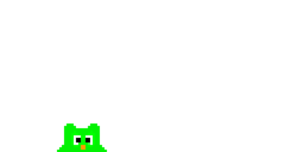 Duolingo owl (suggested by chara dreemur).