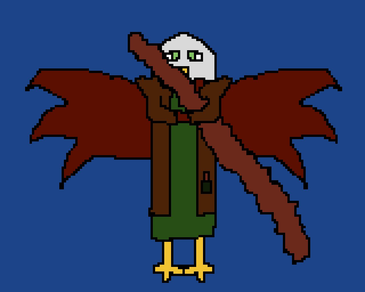 Herra DnD Aracocra Druid