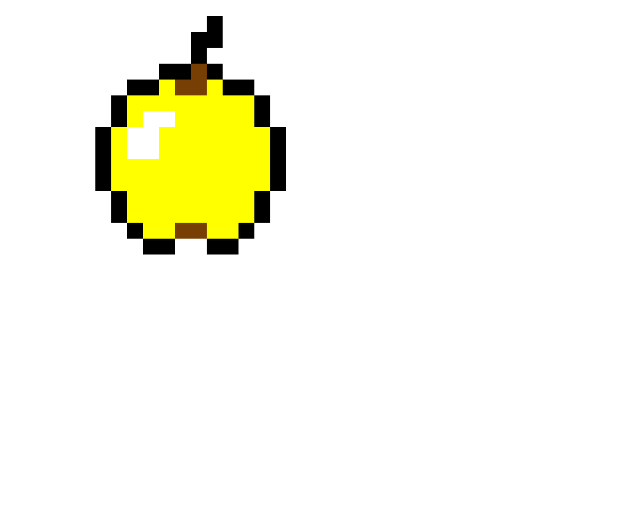 minecraft mela d oro