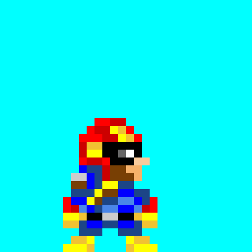 Super Smash Bros Ultimate | No. 11: Captain Falcon