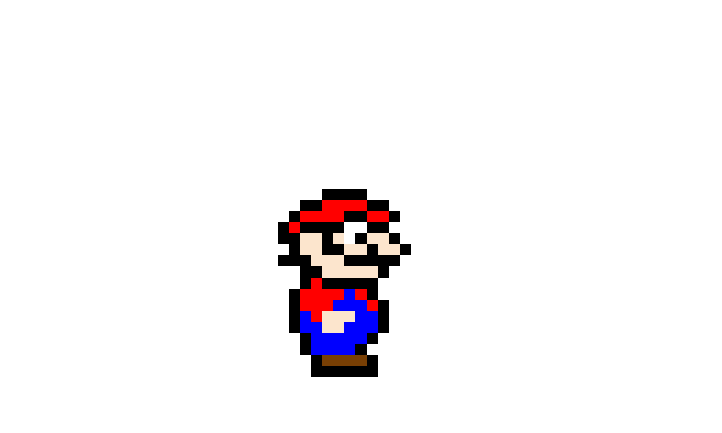 Mario from DKGB In color