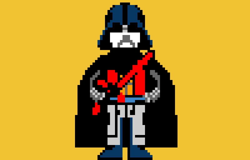 Me as Darth Vaders Boss