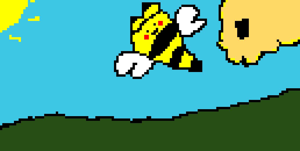 Pikachu Bee