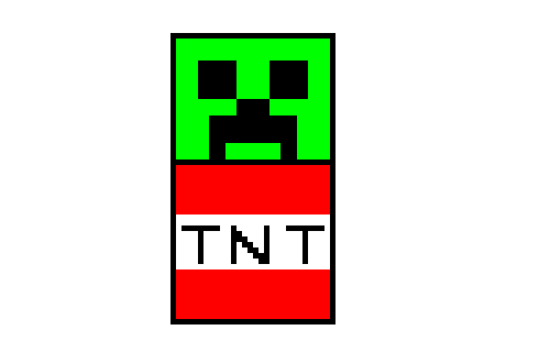 TNT and Creeper