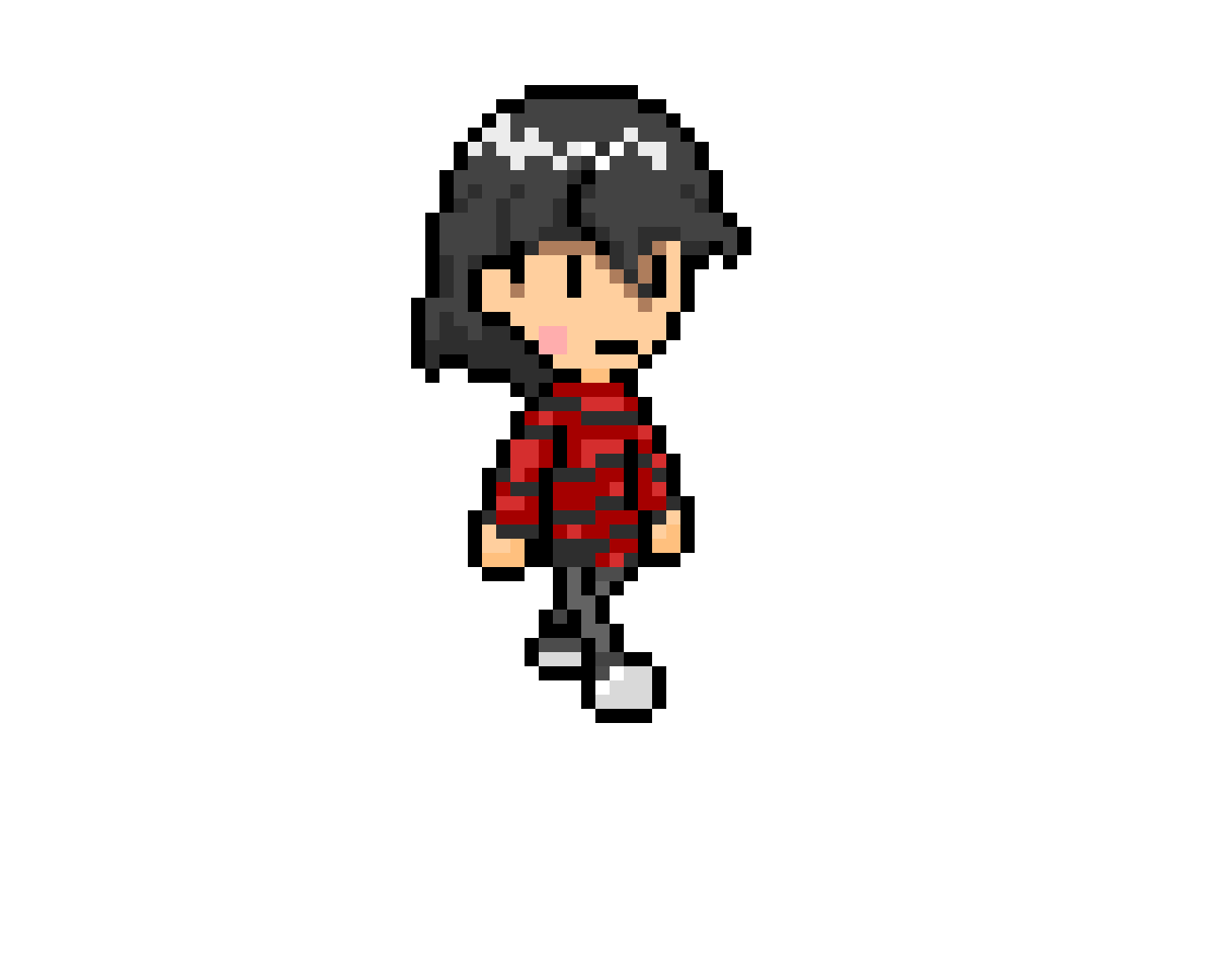 Charlie from the Oddventure (Upcoming Undertale and Earthbound inspired JRPG for Switch in 2022)