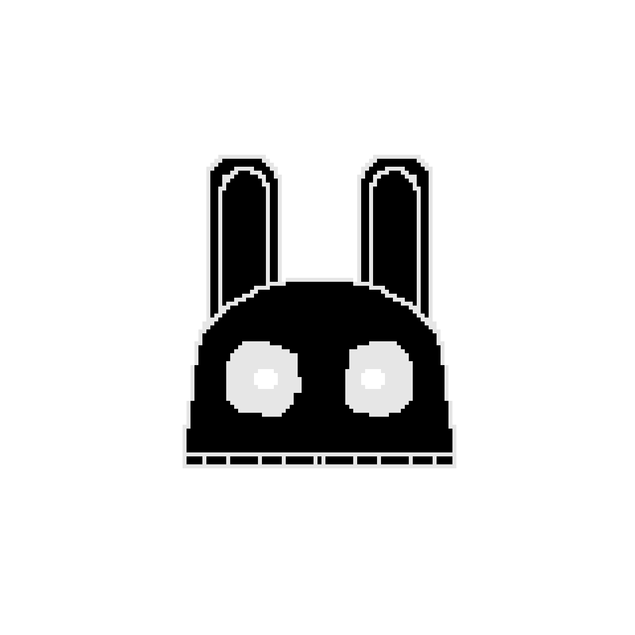 Shadow Bonnie The Bunny Slipper (If this gets ten likes I'll make Springtrap The Bunny Slipper