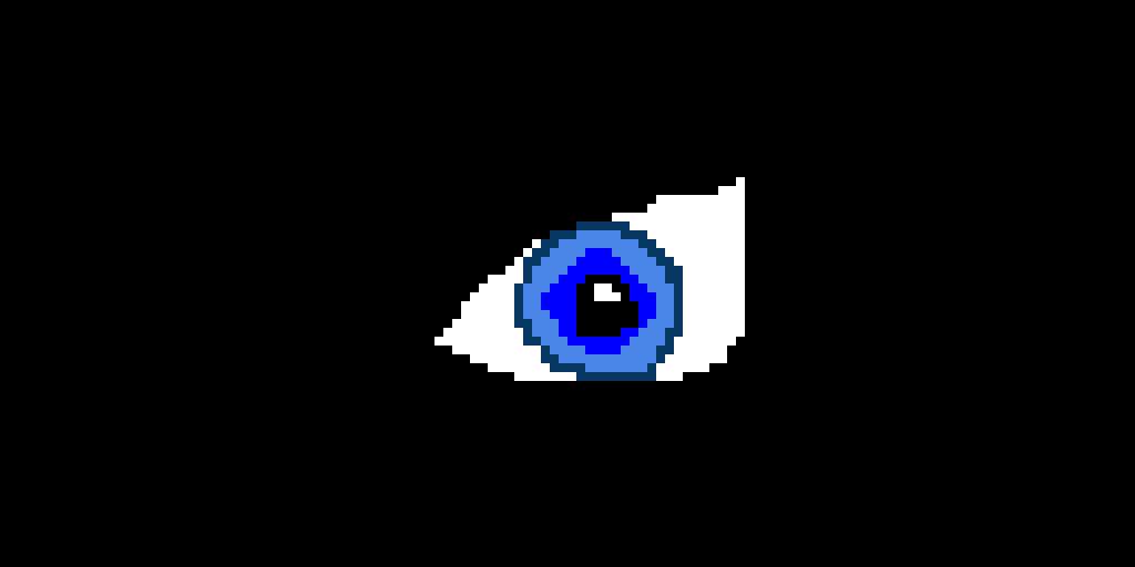 I'm not very good at anime and I don't like it but atleast I tried making an eye...hope