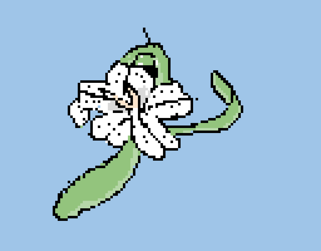 flower(if it hits ten i will draw another flower my drawing was way better than this:/)